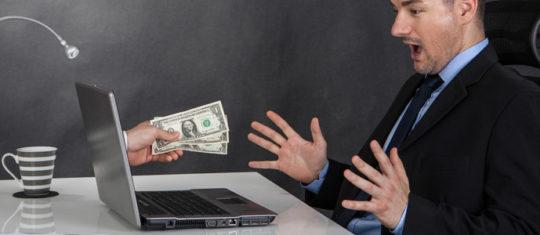 argent sur internet